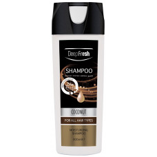 DEEP FRESH Shampoo with Coconut 300ml (Turkey)