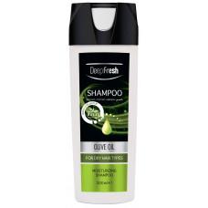DEEP FRESH Shampoo with Olive Oil 300ml (Turkey)
