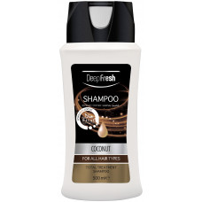 DEEP FRESH Shampoo with Coconut 500ml (Turkey)