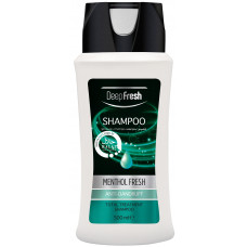 DEEP FRESH Shampoo with Menthol Fresh 500ml (Turkey)
