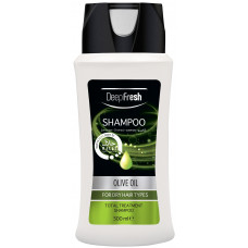 DEEP FRESH Shampoo with Olive Oil 500ml (Turkey)