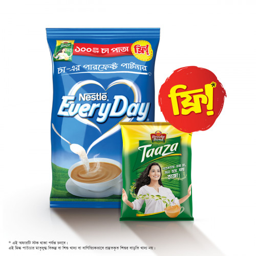 Nestle EveryDay Milk Powder Pouch 500 gm