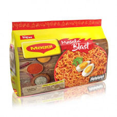 Nestle MAGGI Masala Blast Noodles 8 Packs 504 gm
