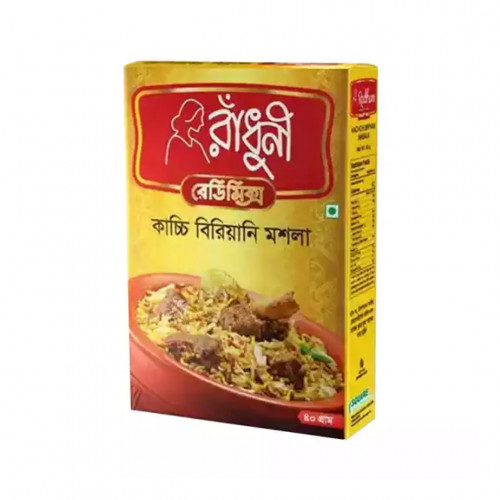 Radhuni Kachchi Biryani Masala 40 gm