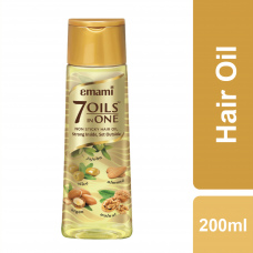 Emami 7 Oils in One Non Sticky Hair Oil 200 mL