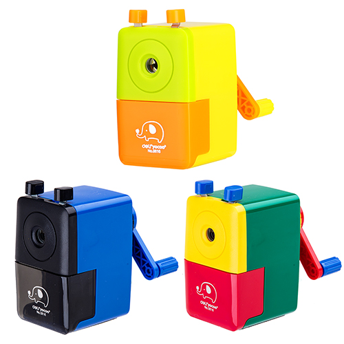 Deli Rotary Pencil Sharpener (E0616)