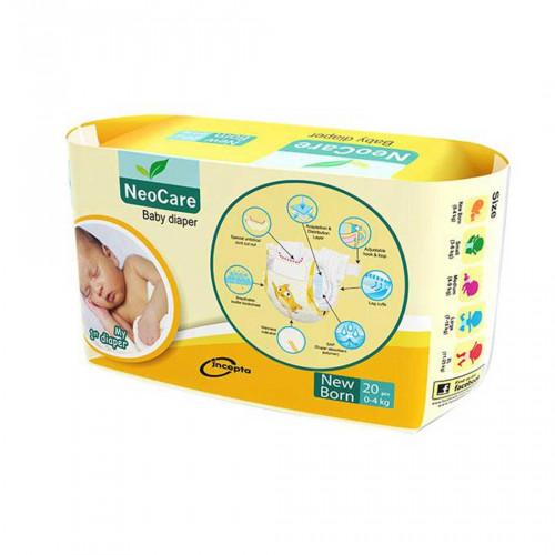 Neocare Newborn Belt 0-4 Kg 20 pcs