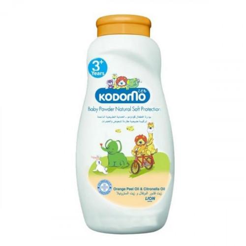 Kodomo Baby Powder Natural Soft Protection 3+ Years 200 gm