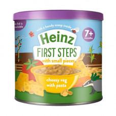 Heinz Cheesy Veg with Pasta 7 Month+ 240 gm