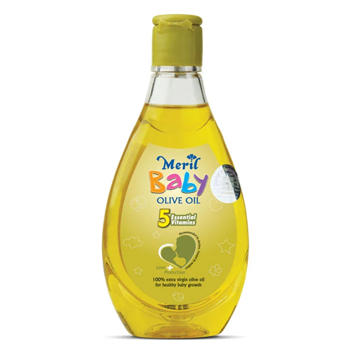 Meril Baby Olive Oil - 100 mL