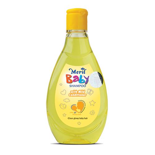 Meril Baby Shampoo - 110 mL