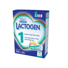 Nestlé LACTOGEN 1 Infant Formula with Iron 350 gm BIB