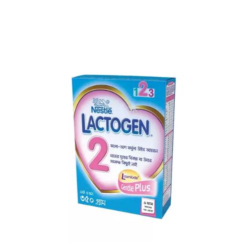 Nestlé LACTOGEN 2 Follow up Formula with Iron 6m+ 350 gm BIB
