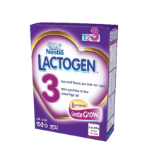 Nestlé LACTOGEN 3 12th month + 350gm BIB