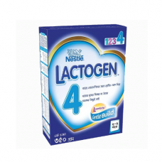 Nestlé LACTOGEN 4 Follow up Formula 2-5 Years 350 gm BIB