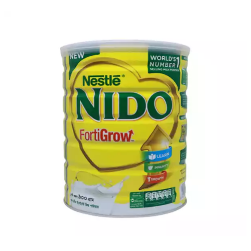 Nestle NIDO Fortigrow Full Cream Milk Powder 2.5 Kg TIN