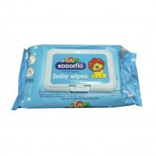 Kodomo Wet Wipes 85 pcs Pack