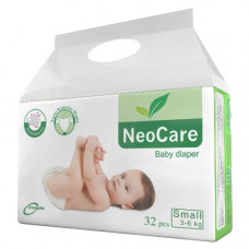 Neocare Small Belt 3-6 Kg 32 pcs BUY 1 GET 1 FREE