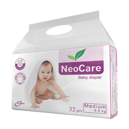 Neocare Medium Belt 4-9 Kg 32 pcs