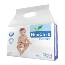 Neocare Large Belt 7-18 Kg 32 pcs BUY 1 GET 1 FREE