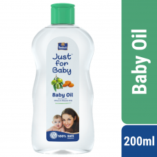 Parachute Just for Baby Baby Oil 200 mL