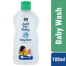 Parachute Just for Baby Baby Wash 100 mL