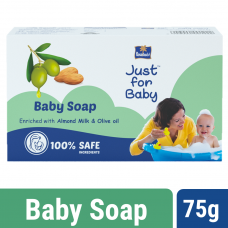 Parachute Just for Baby Baby Soap 75 gm