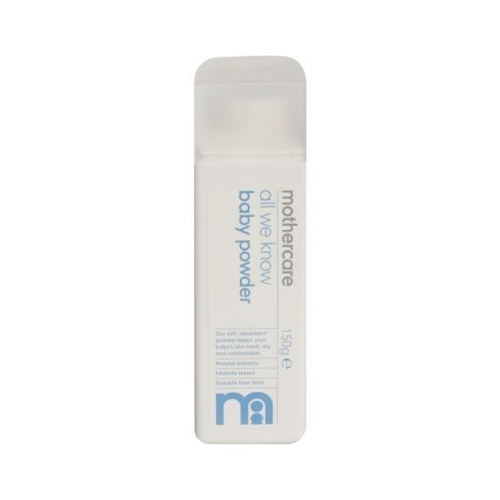 Mothercare Baby Powder 150 gm