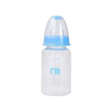 Mothercare Baby Narrow Neck Bottle 150 mL Blue