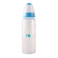 Mothercare Baby Narrow Neck Bottle 250 mL Blue
