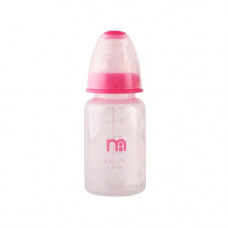 Mothercare Baby Narrow Neck Bottle 150 mL Pink