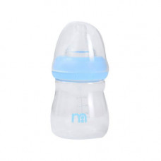 Mothercare Baby Wide Neck Bottle 150 mL Blue