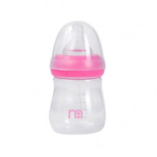 Mothercare Baby Wide Neck Bottle 150 mL Pink
