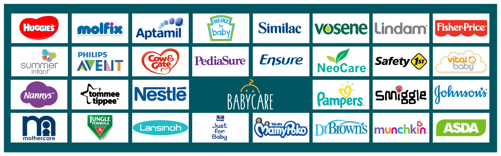 Babycare Banner