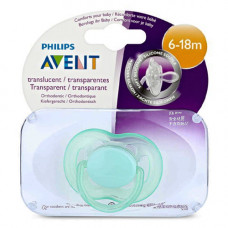 Philips Avent Translucent Soother