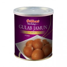 Haldiram Gulab Jamun Smooth & Delicious 1 kg
