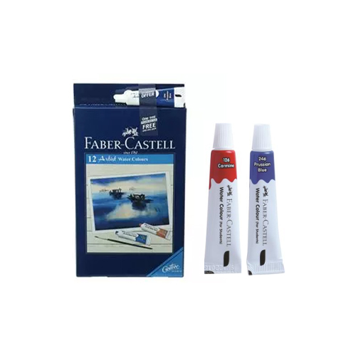 Faber-Castell Artist Water Color 12 Pcs