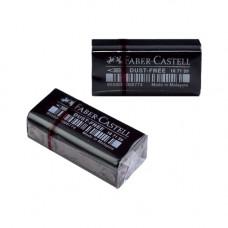 Faber-Castell Eraser-7199 Black 48 Pcs