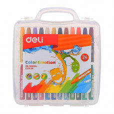 Deli Oil Pastel Smooth Rich Blending 24 Pcs