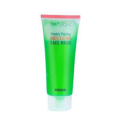 Freyias Weekly Peeling Aloe Vera Face Wash 100 mL