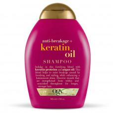Ogx Anti-Breakage + Keratin Oil Shampoo 385 mL