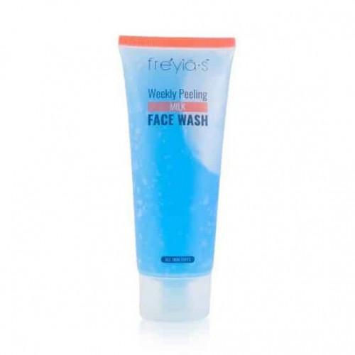 Freyias Weekly Peeling Milk Face Wash 100 mL