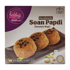 Haldiram Soan Papdi Chocolaty Magic 300 gm