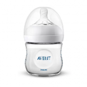 Philips Avent Natural Wide Neck 125 mL Bottle
