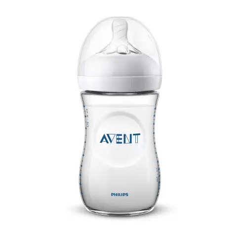 Philips Avent Natural Wide Neck 260 mL Bottle