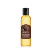 The Body Shop Coconut Oil Brilliantly Nourishing Pre-Shampoo Hair Oil  200 mL