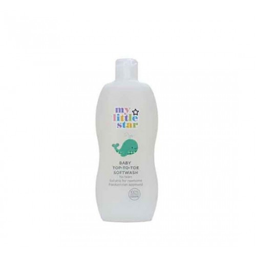 my little star Baby Top to Toe Wash 300 mL