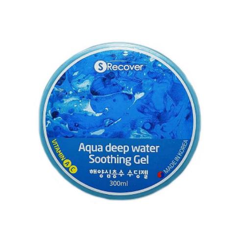 S Recover Aqua Deep Water Soothing Gel 300 mL