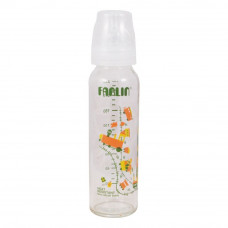 Farlin TOP-707G Heat Resistant Feeding Bottle 8 oz