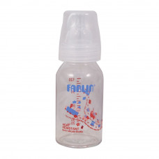 Farlin TOP-808G Heat Resistant Feeding Bottle 4 oz
